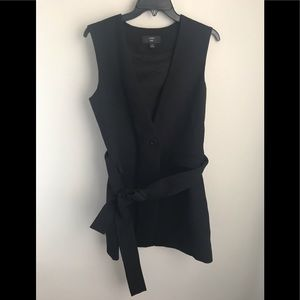 J. Crew 365 Black Suit-like sweater vest, 2